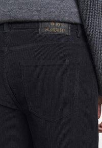 Won Hundred - BEN - Pantalon classique - phantom - 4