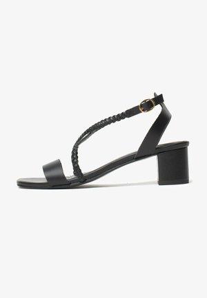 ETANIA  - Sandals - black