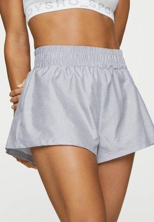 Shorts - silver