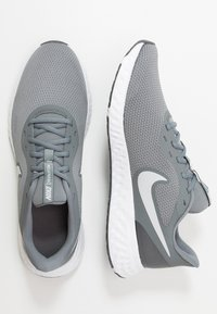 Nike Performance - REVOLUTION 5 - Neutral running shoes - cool grey/pure platinum/dark grey - 1