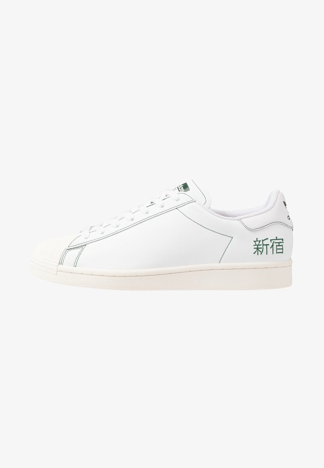 SUPERSTAR PURE - Trainers - footwear white/core white