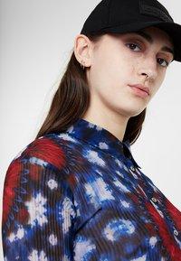 Desigual - CAM_DRAVA - Button-down blouse - blue - 3
