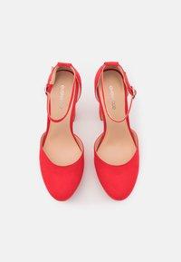 Even&Odd - High heels - red - 5