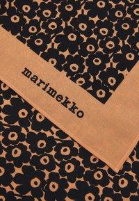 Marimekko - ASTRILLI TASARAITA  - Foulard - brown - 2