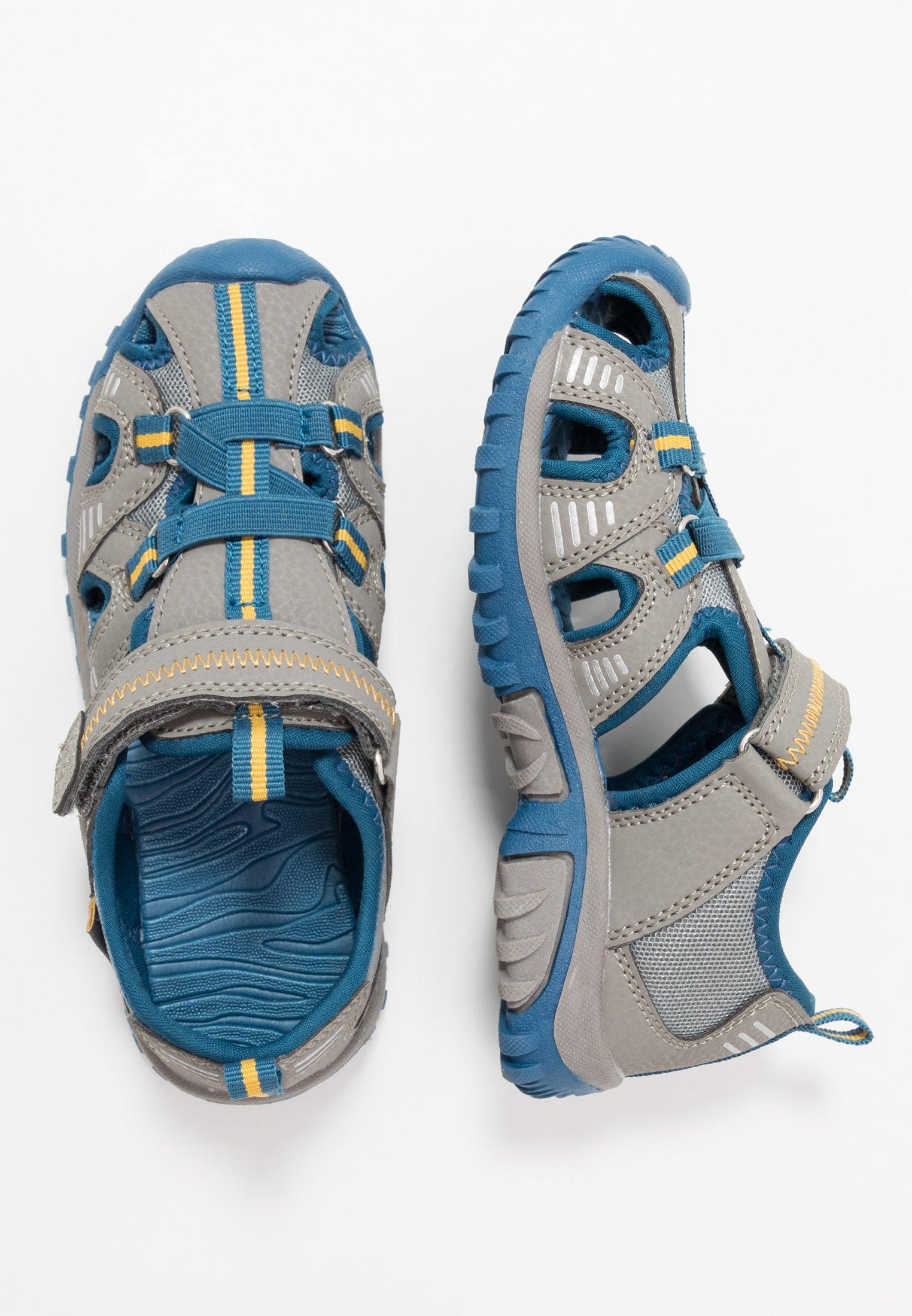 Kids Walking sandals - dark grey