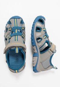 Friboo - Chodecké sandály - dark grey - 0