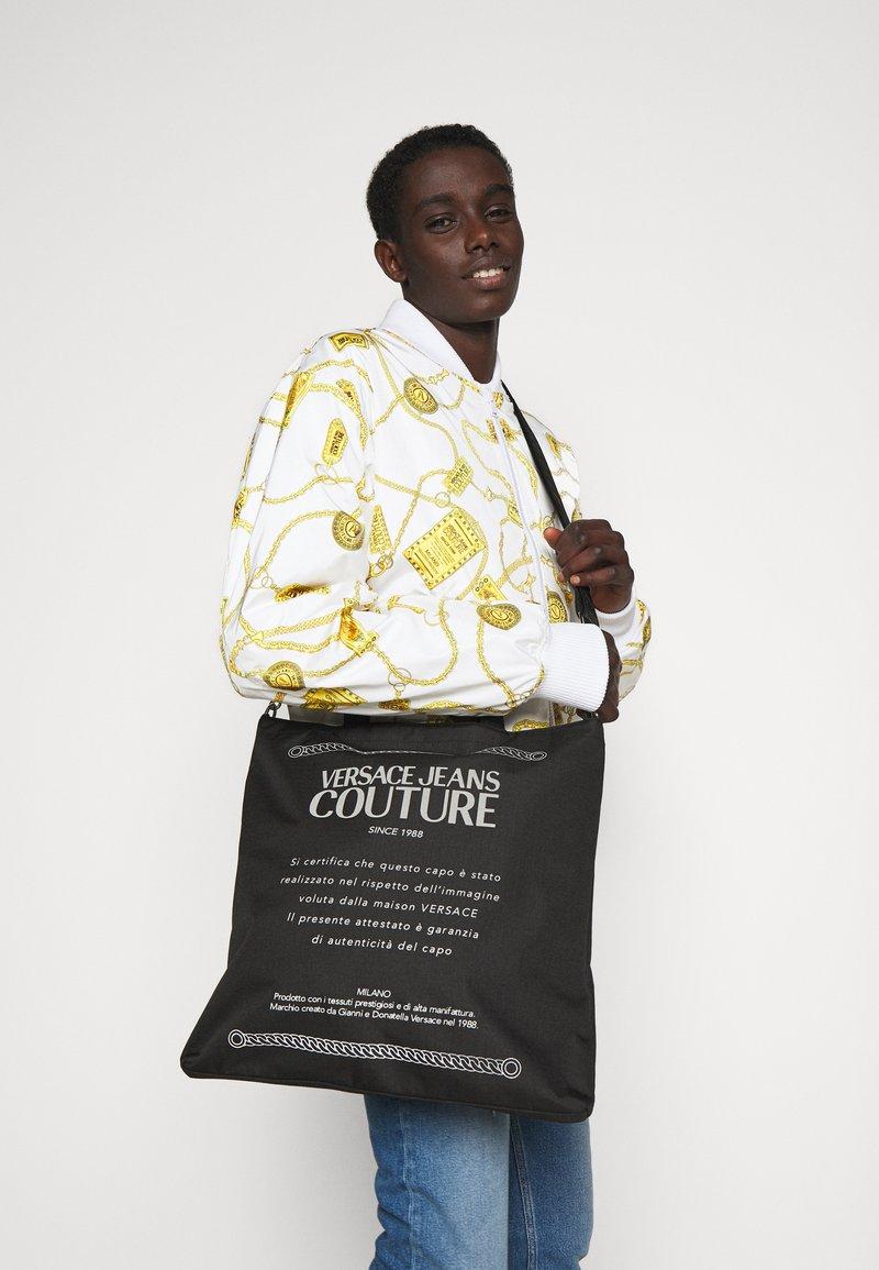 Versace Jeans Couture - UNISEX - Tote bag - black