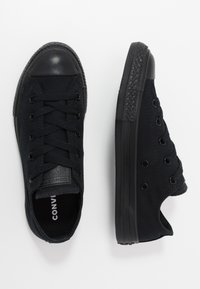 Converse - CHUCK TAYLOR ALL STAR - Sneakers laag - black - 0