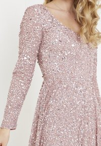 BEAUUT - Robe de cocktail - frosted pink - 4