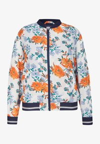 Rock Your Curves by Angelina K. - Bomber Jacket - white - 2