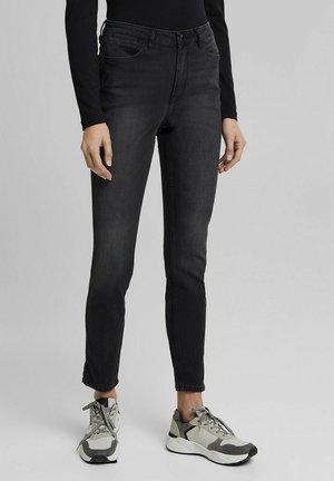 Jeans Skinny - black dark washed