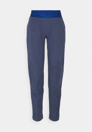 CALIZA ROCK PANTS - Kangashousut - dolomite blue