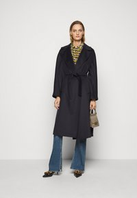 WEEKEND MaxMara - RESINA - Classic coat - navy - 1