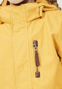 ZIGZAG - FISHER  - Winter coat - golden road - 2