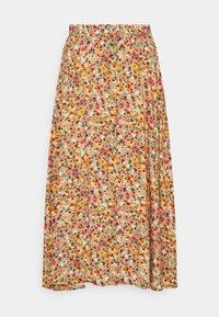 Progetto Quid - AQUILEGIA - A-line skirt - bouquet light - 0