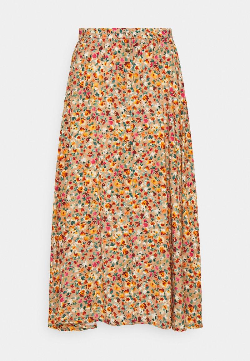 Progetto Quid - AQUILEGIA - A-line skirt - bouquet light
