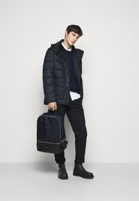 Hackett London - CLASSIC PUFFER - Giacca invernale - navy - 1