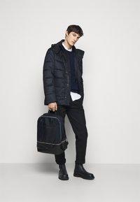 Hackett London - CLASSIC PUFFER - Winter jacket - navy - 1