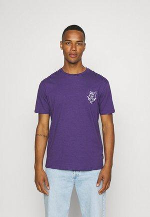 UNISEX - T-shirt con stampa - purple