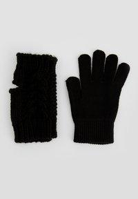 DeFacto - Gloves - black - 3