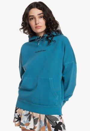 Sweatshirt - moroccan blue