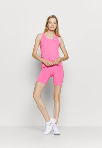 Nike Performance - CITY SLEEK  - Camiseta de deporte - pink glow - 1