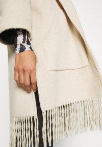 RIANI - Classic coat - marble - 7