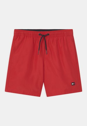 MEDIUM DRAWSTRING - Swimming shorts - primary red