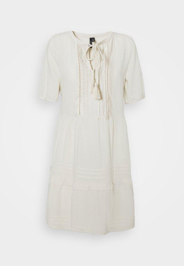 VMIBIA SHORT DRESS - Sukienka letnia - birch