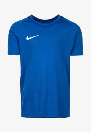 DRY ACADEMY 18 - T-shirt z nadrukiem - blue