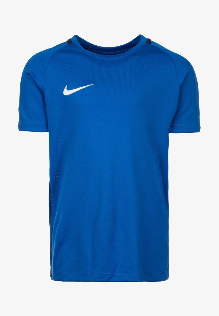 Nike Performance - DRY ACADEMY 18 - Print T-shirt - blue
