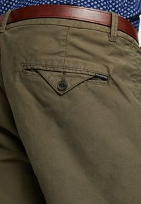 Scotch & Soda - STUART CLASSIC - Chino - olive - 5