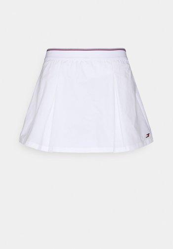 REGULAR SKORT - Sports skirt - white