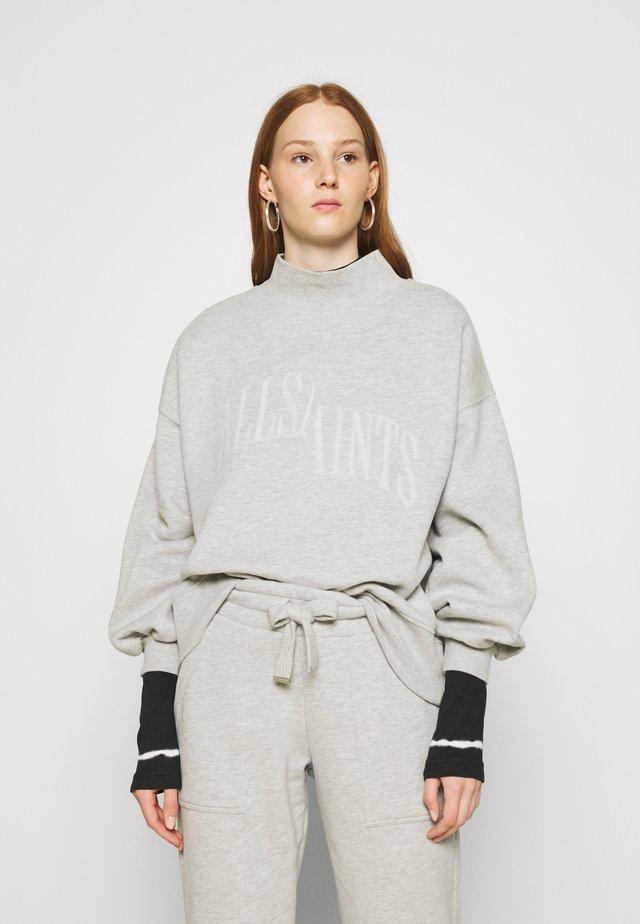 NEVARRA SPLITSAINTS  - Sweater - grey marl