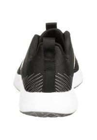 adidas Performance - FLUIDSTREET - Scarpe da fitness - core black / dove grey / grey six - 3