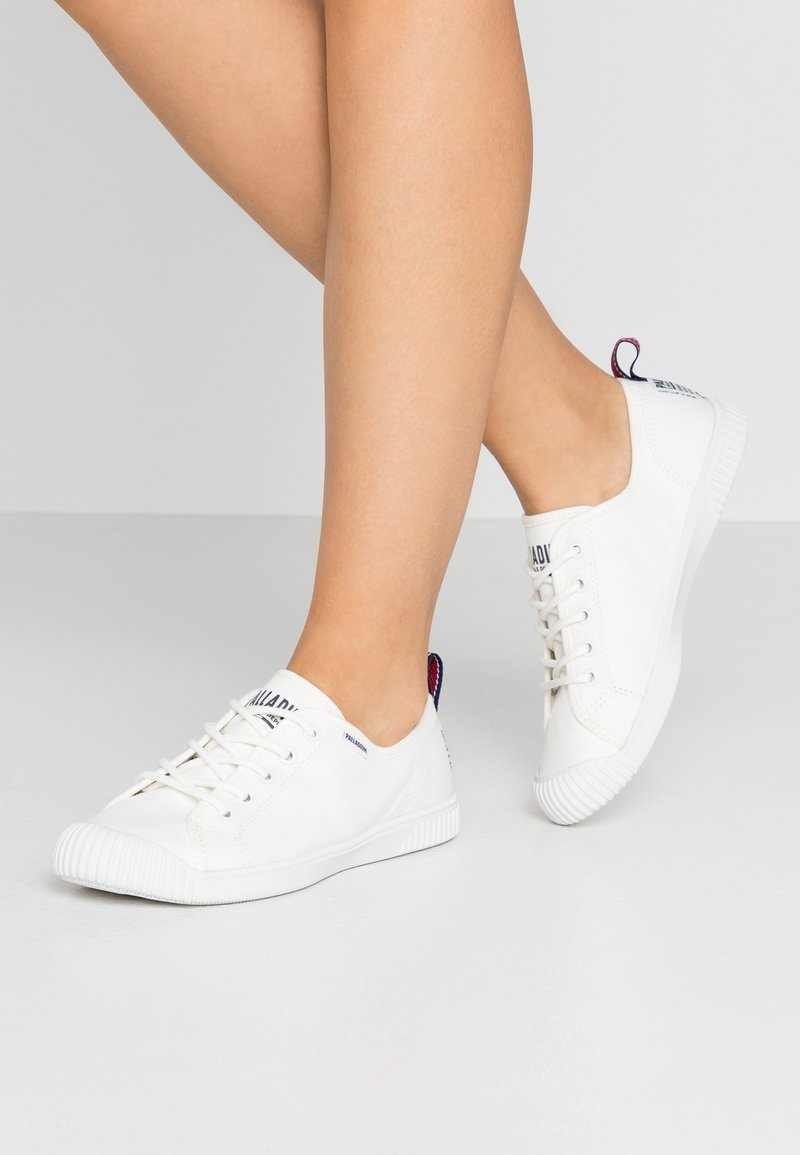 Palladium - EASY LACE - Sneakers laag - star white