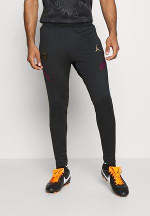 PARIS ST GERMAIN DRY PANT  - Klubbkläder - black/truly gold