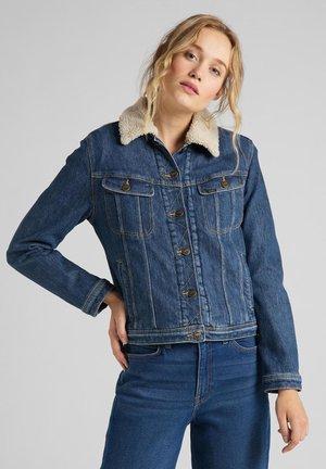 SHERPA RIDER - Denim jacket - vintage danny