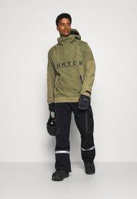 Burton - MENS FROSTNER ANORAK - Kurtka snowboardowa - keef - 1