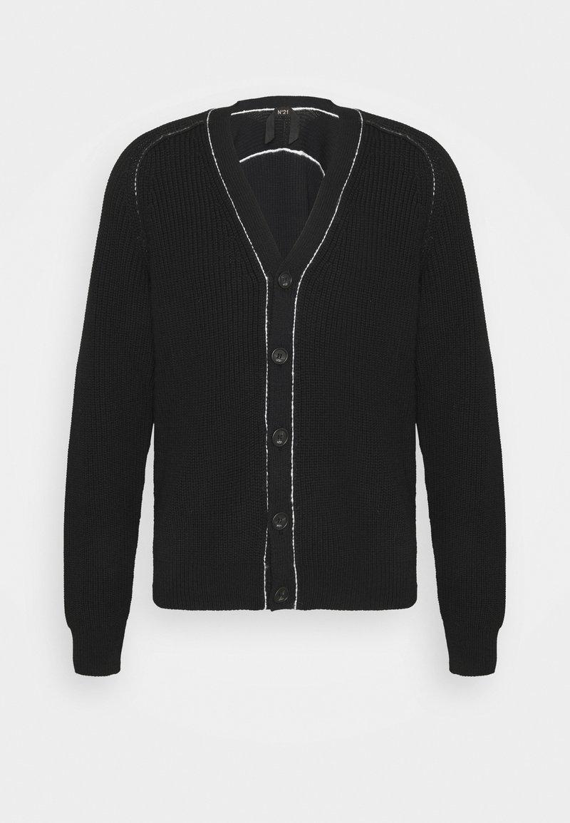 N°21 - KNITWEAR - Cardigan - black