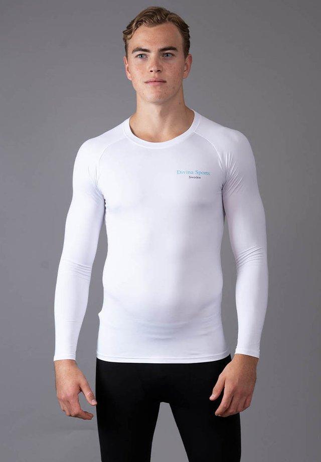 Funktionströja - white