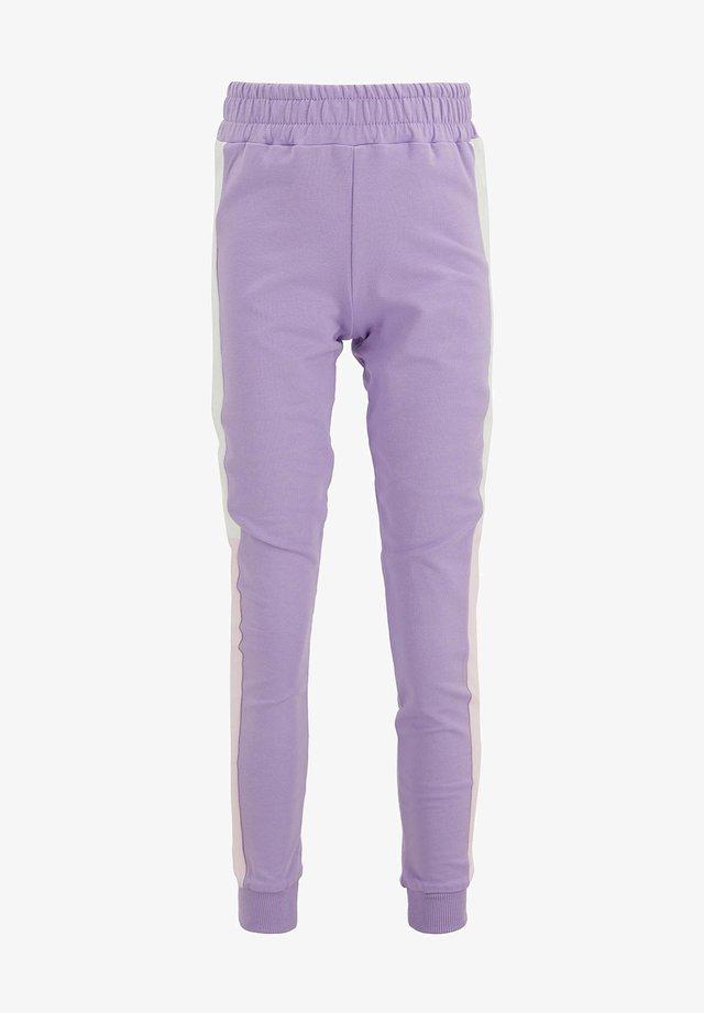 Verryttelyhousut - purple