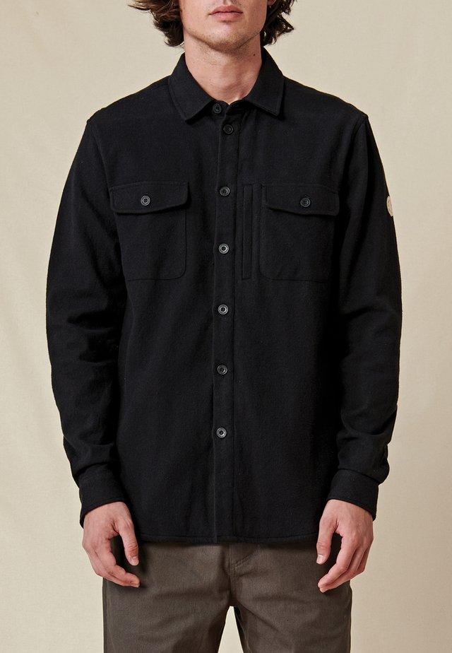 WANDERER  - Overhemd - black
