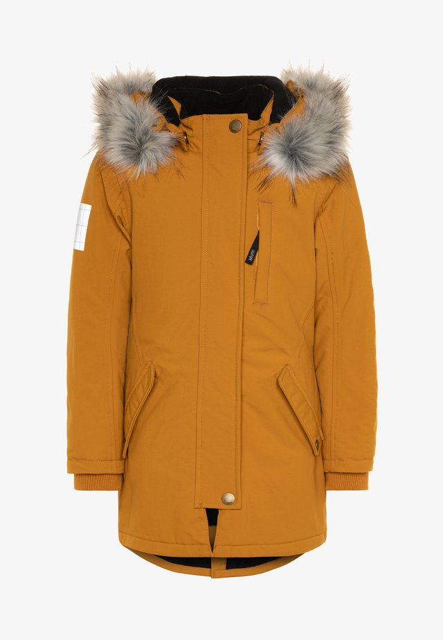 PEACE RECYCLE - Winter jacket - autumn leaf