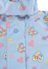 Paw Patrol - MATSCH UND BUDDELANZUG SET-Waterproof jacket - Rain trousers - hellblau print /rosa - 3
