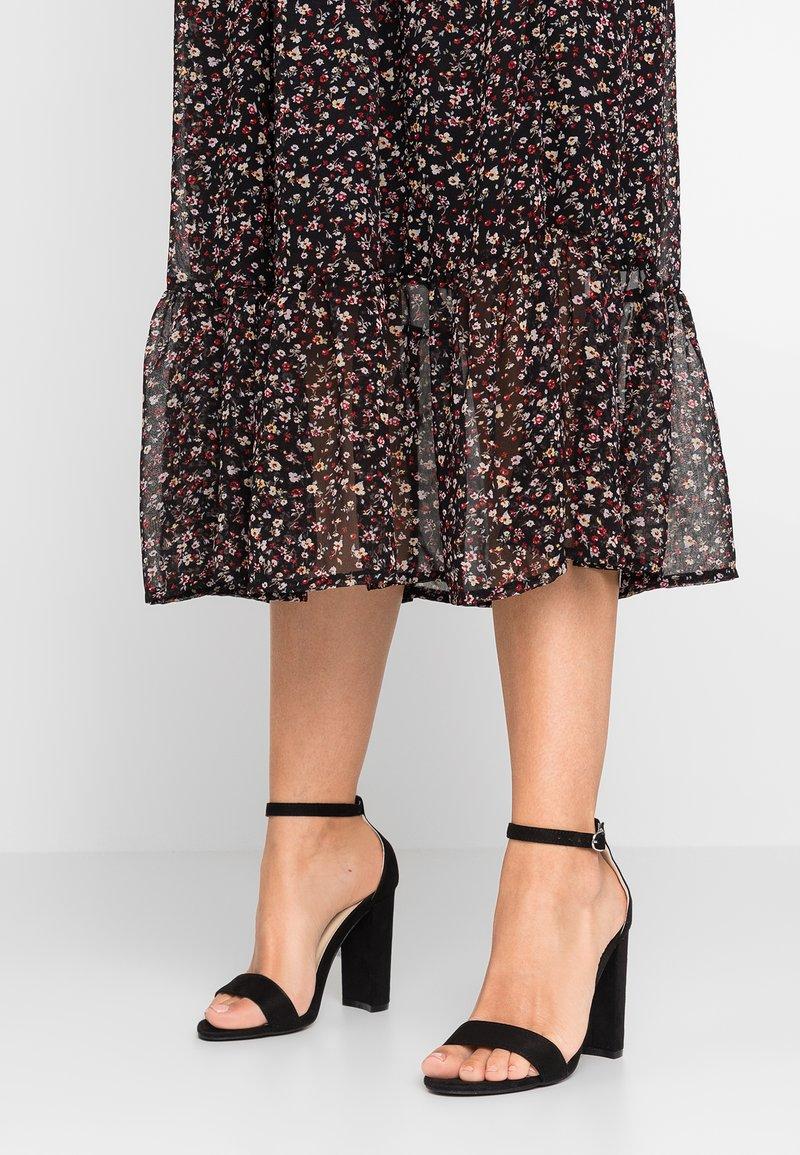 Glamorous - Sandaler med høye hæler - black