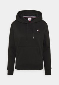 Tommy Jeans - REGULAR HOODIE - Sweat à capuche - black - 5