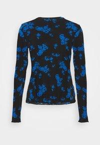 Lindex - LINN - Long sleeved top - blue - 5