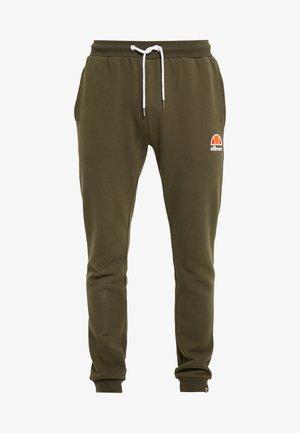 OVEST - Teplákové kalhoty - seagrass