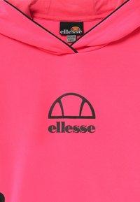 Ellesse - EDENI HOODY UNISEX - T-shirt à manches longues - neon pink - 2